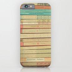 Books Slim Case iPhone 6