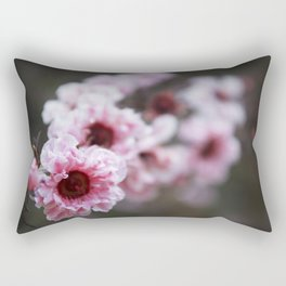 Blooming New Zealand Teatree Rectangular Pillow