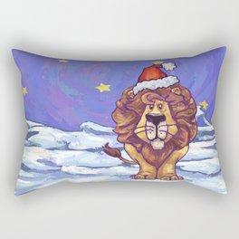 Animal Parade Lion Rectangular Pillow