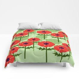 Poppies Contempo Comforters