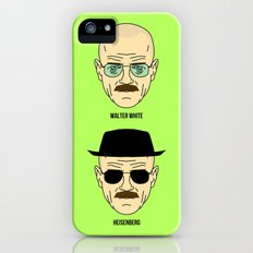 Walter White or Heisenberg? iPhone (5, 5s) Slim Case