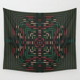 Aztek D Wall Tapestry