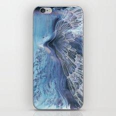 on wings iPhone & iPod Skin