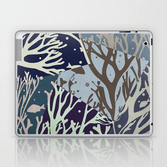 Under the Sea - Abstract Laptop & iPad Skin