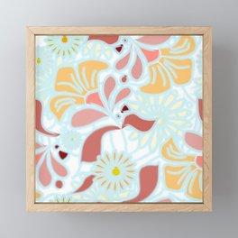 Floral Mix Framed Mini Art Print