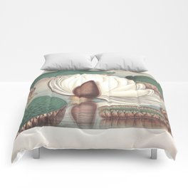 Amazon Water Lily Comforters