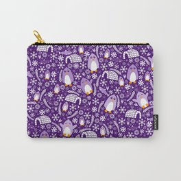 Penguin Wonderland Carry-All Pouch