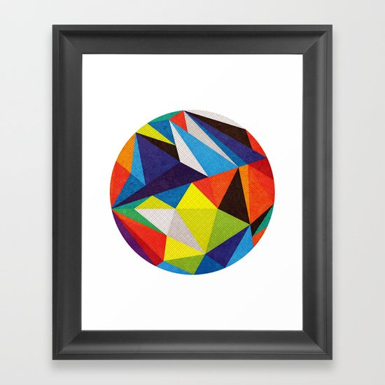 Joc Framed Art Print