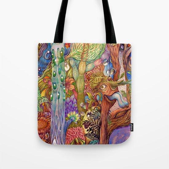 Head nature (Details) Tote Bag