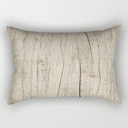 Vintage wood texture Rectangular Pillow