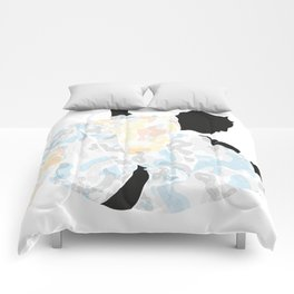 Delicate Judoka 04 Comforters