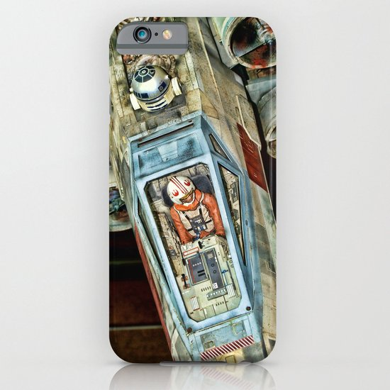 X-Wing Fighter iPhone & iPod Case
