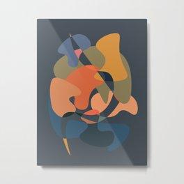 //07 Metal Print