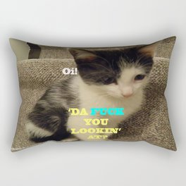 Sophia The Cat #3 [Tex's Owner] Rectangular Pillow