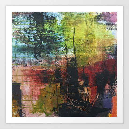 earth #3 Art Print
