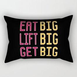 Big x 3 (#8) Rectangular Pillow