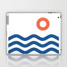 Nautical 02 Seascape Laptop & iPad Skin