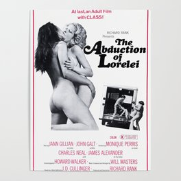 The Abduction Of  Lorelei Poster