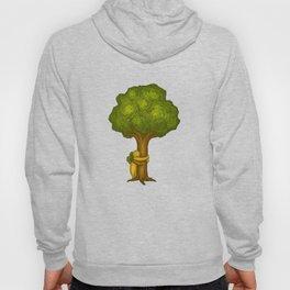 Tree Hugger Hoody