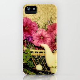 Soft and Sweet iPhone Case