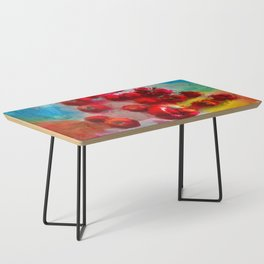 Homegrown Tomatoes Coffee Table