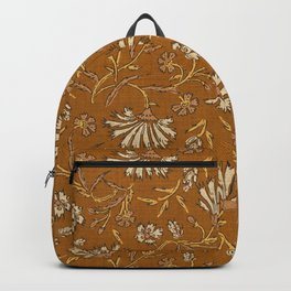 KALAMI FLORAL MUSTARD Backpack