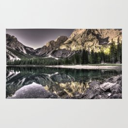 Mountain Love Rug