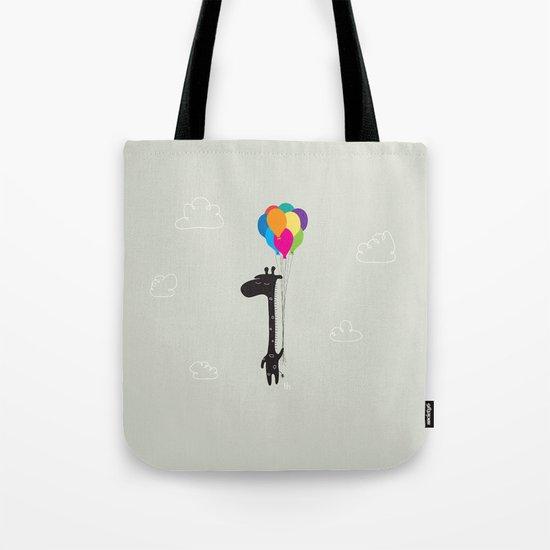 The Happy Flight Tote Bag