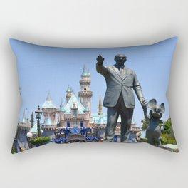 Disneyland Rectangular Pillow