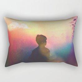 Taken for a Fool Rectangular Pillow