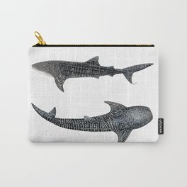 Whale sharks Carry-All Pouch