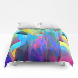 Glitch 2 Comforters