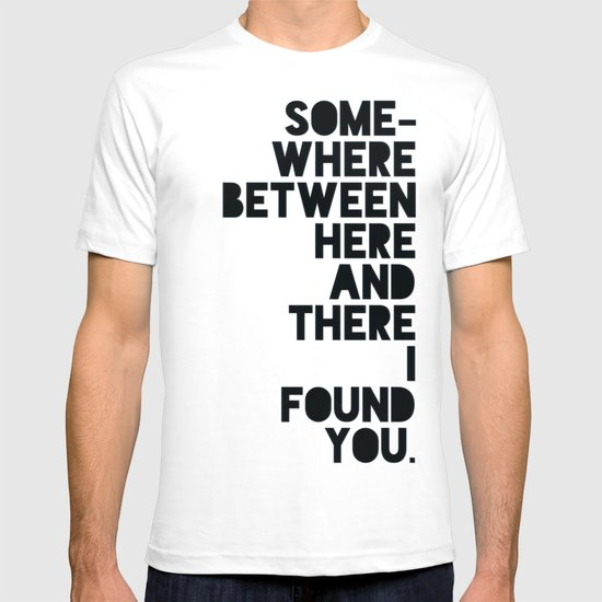 Here & There II T-shirt