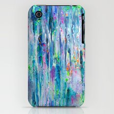Silver Rain iPhone (3g, 3gs) Slim Case