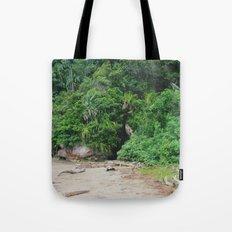 Borneo Bako National Park Tote Bag