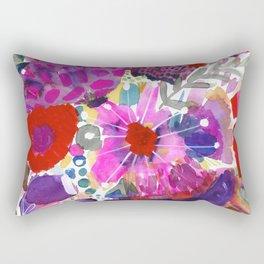 Berry Aroma Rectangular Pillow