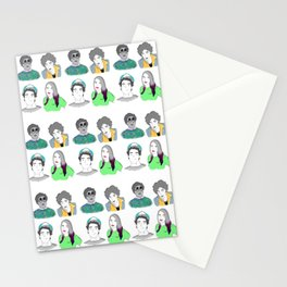 Tiny Teenz. Stationery Cards