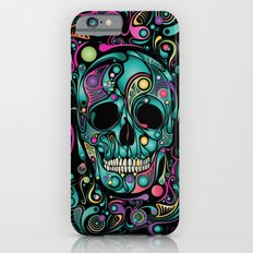 Skull Camouflage Slim Case iPhone 6
