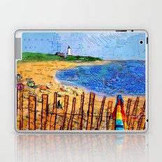 Summer down the Cape Laptop & iPad Skin