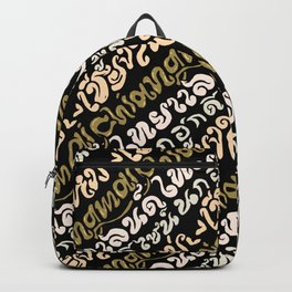 Chiang Mai Typo Backpack