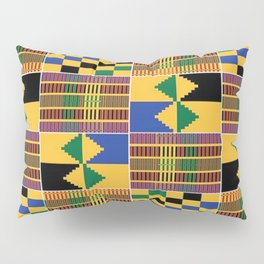 Kente 6 Pillow Sham