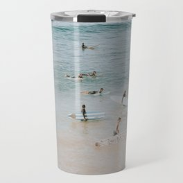 lets surf iii Travel Mug