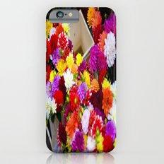 Flowers Slim Case iPhone 6s