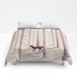 Serene Forest Comforters