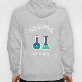 1st First Grade Chemical Engineer Back to School design Hoody