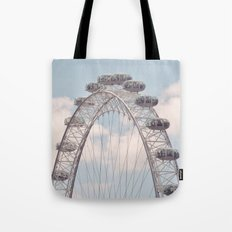 wheely small plane... Tote Bag