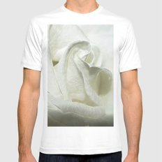 Pure of Heart Mens Fitted Tee White MEDIUM