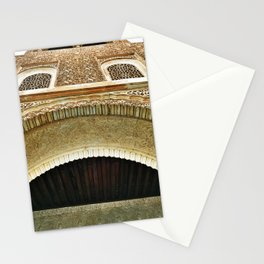 Looking Up at the Alhambra Stationery Cards