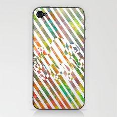 nebula 2 iPhone & iPod Skin