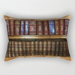Read A Book! Rectangular Pillow